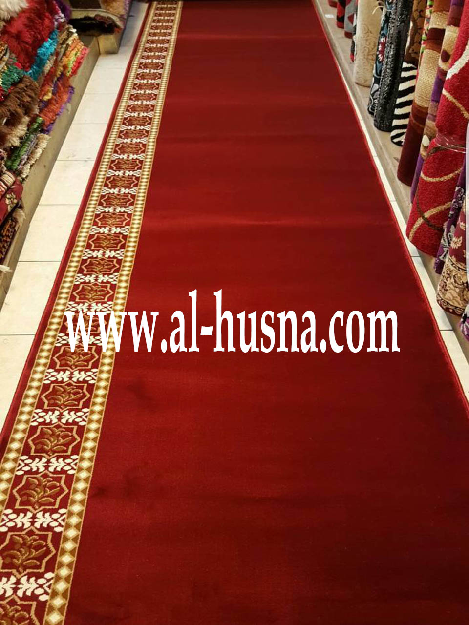 karpet masjid Blue Mosque al husna