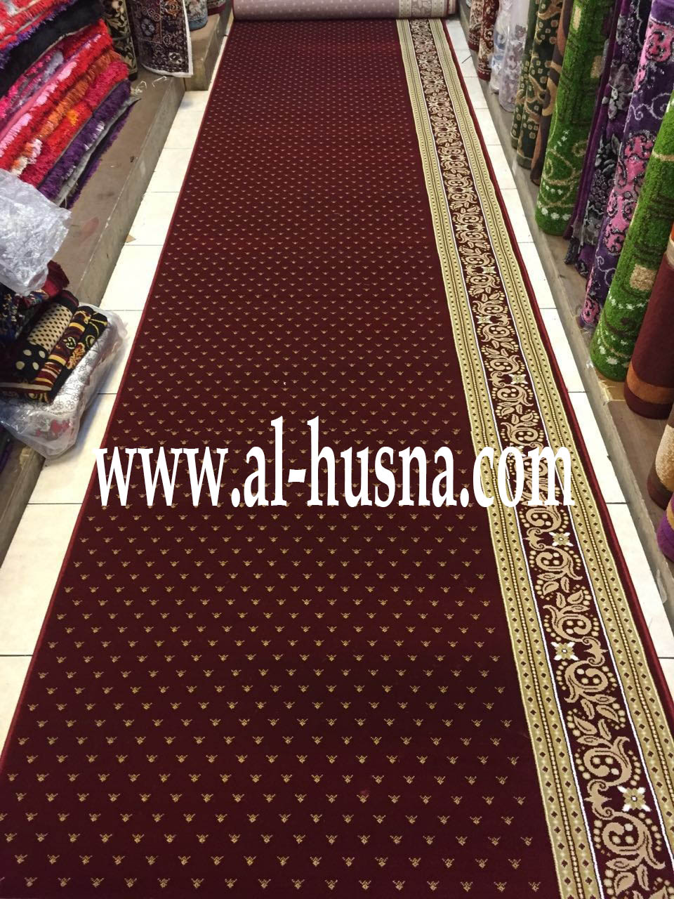 karpet masjid royal tebriz al husna